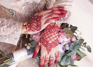 Henna Tangan Simple - Featured Image