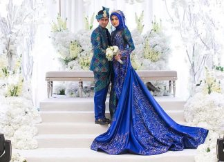 Baju Songket Pengantin - Featured Image