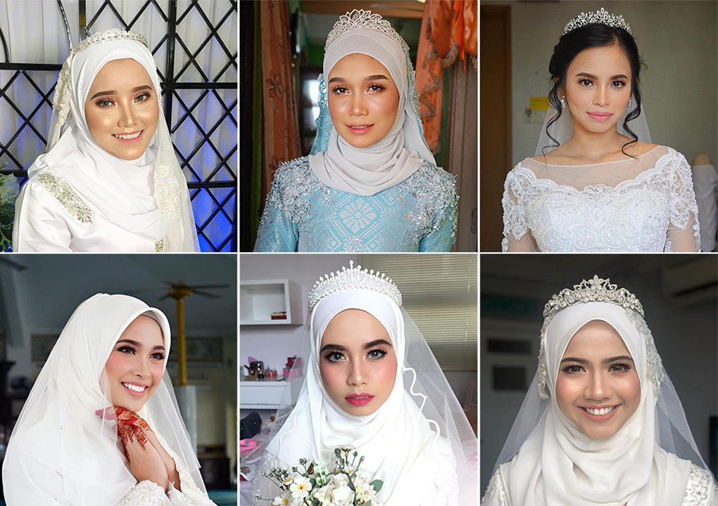 Makeup Kahwin Makeup Pengantin MUA - Featured Image